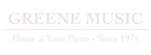 greene music piano logo